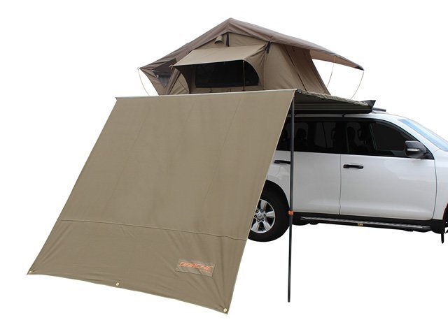Darche Eclipse Ezy Front Awning Extension 2.5m