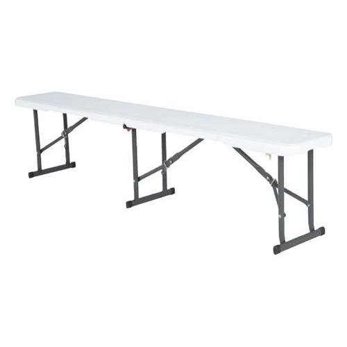 Lifetime 6ft Folding Bench Seat