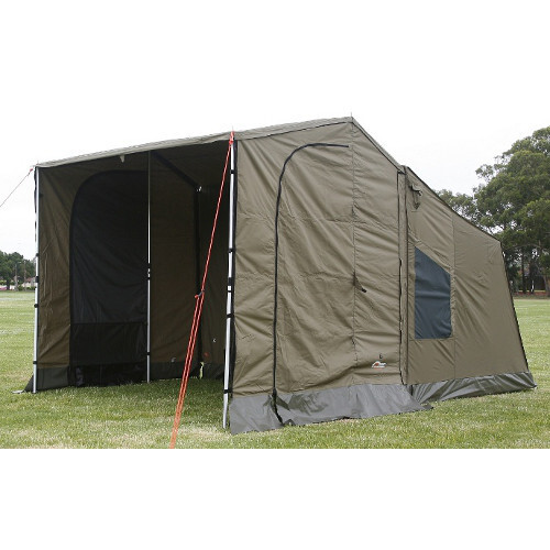sc 1 st  Down Under C&ing & OZTENT DELUXE PEAKED SIDE PANELS