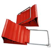 RV ANTI-THEFT CHOCKS - Pair