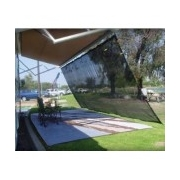 Caravan Awning PRIVACY SCREEN - 3.4M