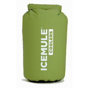 ICEMULE CLASSIC SOFT COOLER BAG - MEDIUM (15L) - OLIVE GREEN