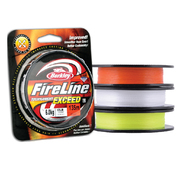 BERKLEY FIRELINE TOURNAMENT EXCEED 10kg x 135m - Crystal