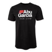 ABU GARCIA® ORIGINAL T-SHIRT Medium - Black