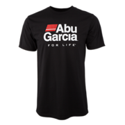 ABU GARCIA® ORIGINAL T-SHIRT Large - Black
