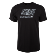 ABU GARCIA® ICON CAMO T-SHIRT Large - Black