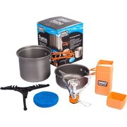 360FURNOSET 360 DEGREES FURNO STOVE & POT SET