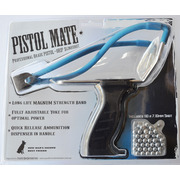 Pistol mate Sling shot with Ammo