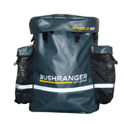 Bushranger Wheelie Bin with center divider (New and Improved)