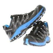 Salomon XA PRO 3D ULTRA 2 BLACK/BRIGHTBLUE/CANE