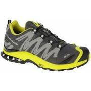 Salomon XA PRO 3D ULTRA 2 GTX AUTOBAHN/BLACK/CANARY YELLOW Mens Trail Running Shoe