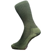 MERINO TREAD ALLDAY SOCK MIDNIGHT EUCALYPTUS MEDIUM