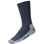 MERINO TREAD ALLDAY SOCK NAVY LARGE