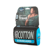 SEA TO SUMMIT 100% COTTON TRAVEL LINER STANDARD (RECTANGULAR)