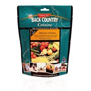Back Country Cuisine Mexican Chicken - 1 Serve