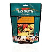 Back Country Cuisine Pasta Vegetariano - 1 Serve