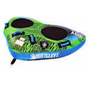 BODY GLOVE BOUNCE 2 SKI TUBE 2 PERSON