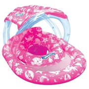 WAHU Nippas Swim Ring with Seat & Canopy