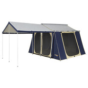 OZtrail 12x9 Canvas Cabin Tent