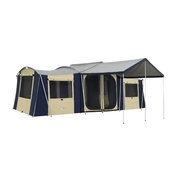 OZtrail Chateau 10 Canvas Tent