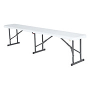 Lifetime 6ft Folding Bench Seat