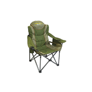 Outdoor Connection Burly Lumbar Chair Green