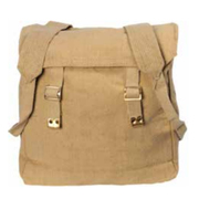 Huss Web Backpack Khaki WP-7