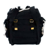 Huss Web Backpack Black RSW-3