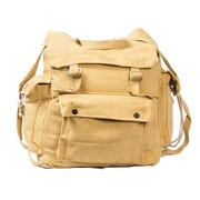 Huss Web Backpack Khaki RSW-3