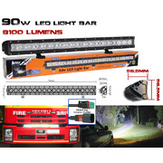 HARD KORR LIGHTING LED LIGHT BAR 90W