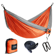 LAZI-PRO PARACHUTE HAMMOX DOUBLE - GREY/ORANGE