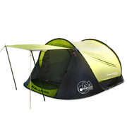 MALAMOO X-TRA 3 Person - Pop Up 3 Second Tent