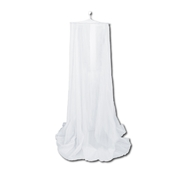 OZtrail Mosquito Net Single Bell White