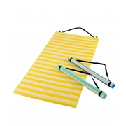 OZtrail Summer Stripe Beach Mat
