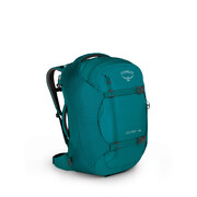 NEW OSPREY PORTER 46 TREKKING  GEAR HAULING TRAVEL PACK - MINERAL TEAL
