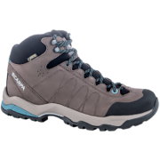 SCARPA MORAINE PLUS MID GTX WOMEN'S HIKING BOOT - CHARCOAL / AIR - 41