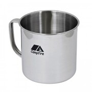 Campfire 9cm Mug stainless steel