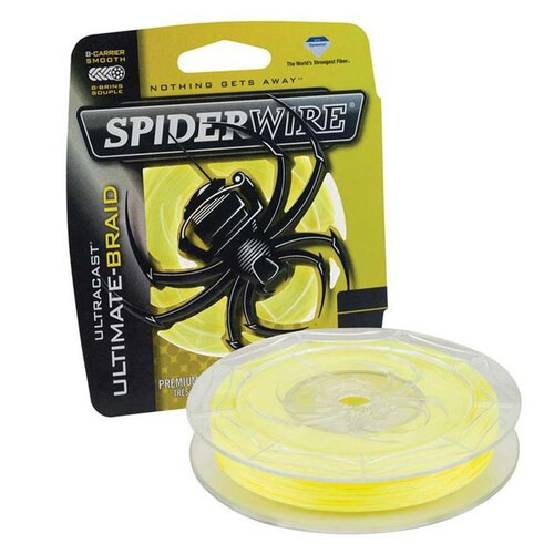SPIDERWIRE® ULTRACAST ULTIMATE BRAID® 30Ib X 150M