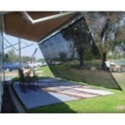 Caravan Awning Privacy Screen - 4.6M