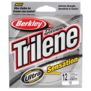 Berkley Trilene Sensation 12Ib 330 Yards Line Clear