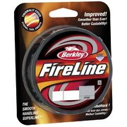Berkley FireLine Fused 4LB 125YD Smoke
