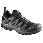 Salomon Mens XA Pro 3D Ultra 2 Shoe BLACK/BLACK/AUTOBAHN