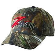 ZMAN Fishing Cap - Realtree Camo