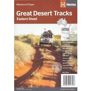 Hema Great Desert Tracks - Eastern Sheet 8: Edition