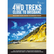 Hema 4WD Treks Close to Brisbane Book