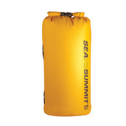 SEA TO SUMMIT BIG RIVER DRY SACK 65L YELLOW