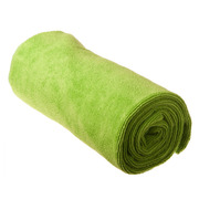 SEA TO SUMMIT-TEK TOWEL MICROFIBER - MEDIUM - LIME