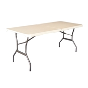 Lifetime 6' Bi Fold Table