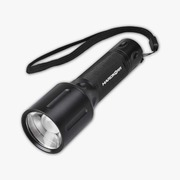 HARD KORR Lighting Rechargable KT6 Torch 10w 1000 Lumens