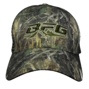 BIGFISH BUSH CAMO MESH CAP